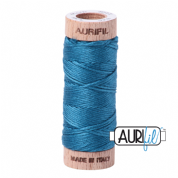 Aurifloss - 6-strand cotton floss - 1125 (Medium Teal)
